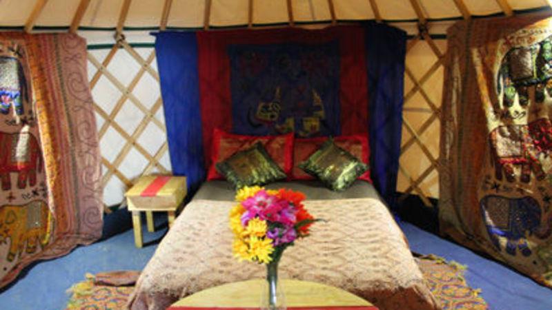 Photograph of 10Ft Traditional Yurt