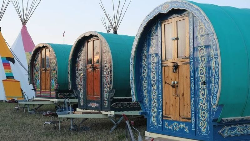 Photograph of Gypsy Caravan