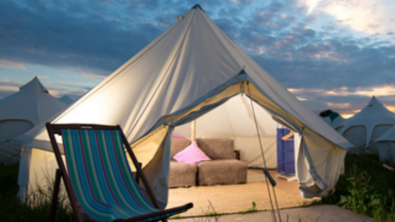 Photograph of Superior Bell Tent